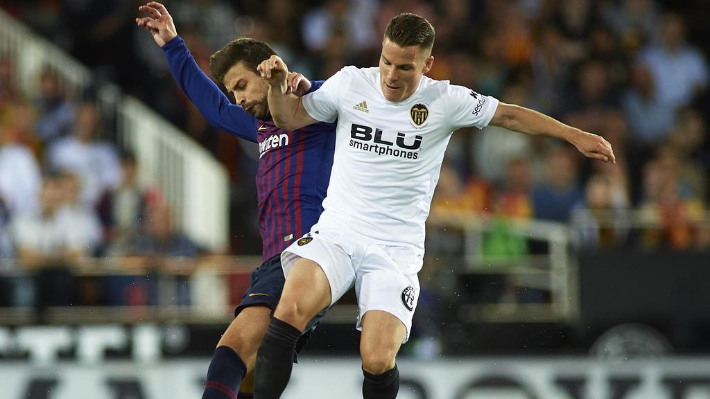 Tabellenführung futsch! Nach dem 1:1 gegen Valencia gibt Barcelona Platz 1 an Sevilla ab