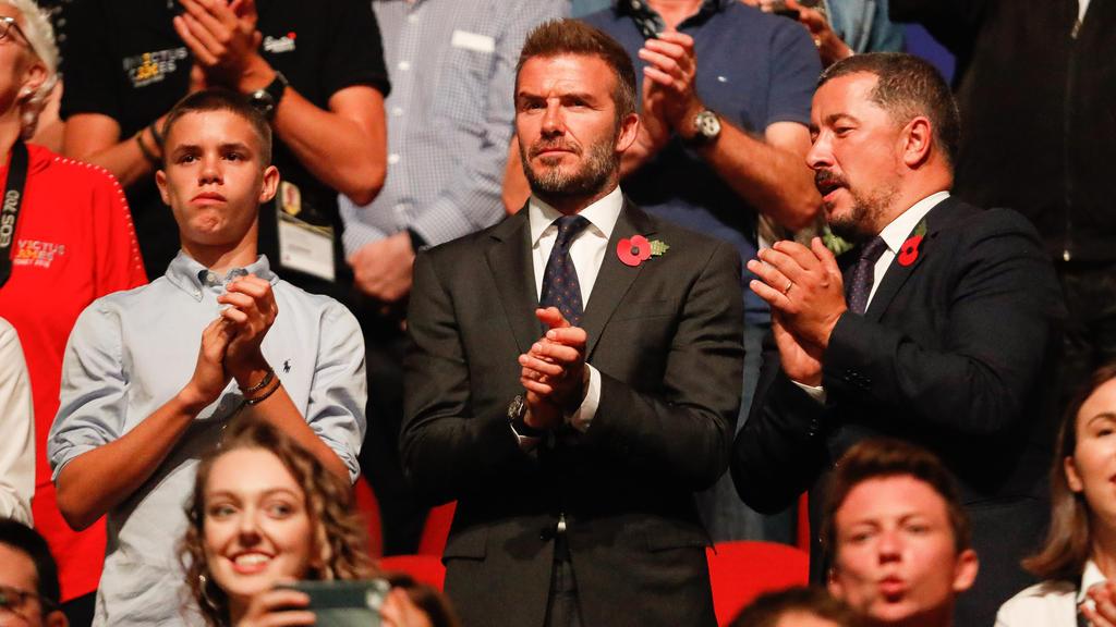 David Beckham geht bald mit einem eigenem Team in der MLS an den Start