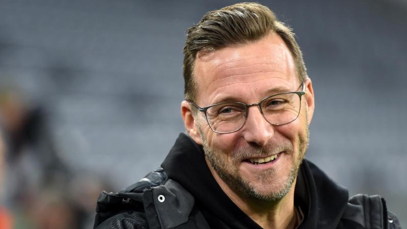 Übernimmt Medienberichten zufolge den 1. FC Kaiserslautern: Sascha Hildmann.
