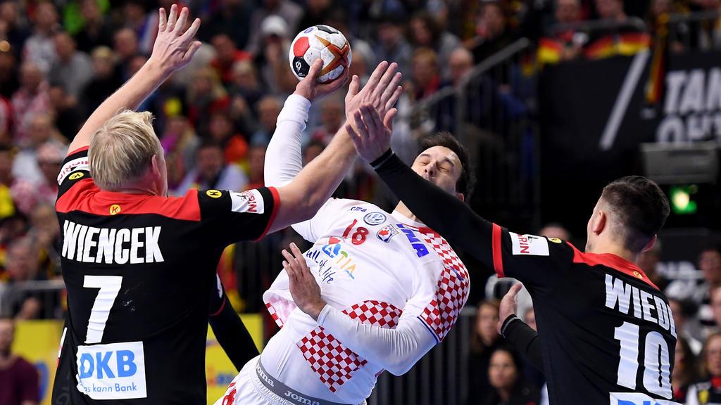 Handball Wm Deutschland Steht Im Halbfinale 2221 Nach Krimi Gegen
