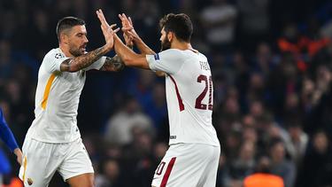 La Roma suma tres puntos muy importantes en la Serie A. (Foto: Getty)