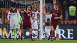 Fazio trifft für die Roma