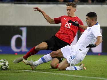 Rückschlag für den ÖFB-U21-Teamspieler