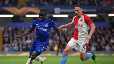 Der FC Chelsea trifft im Halbfinale auf Eintracht Frankfurt