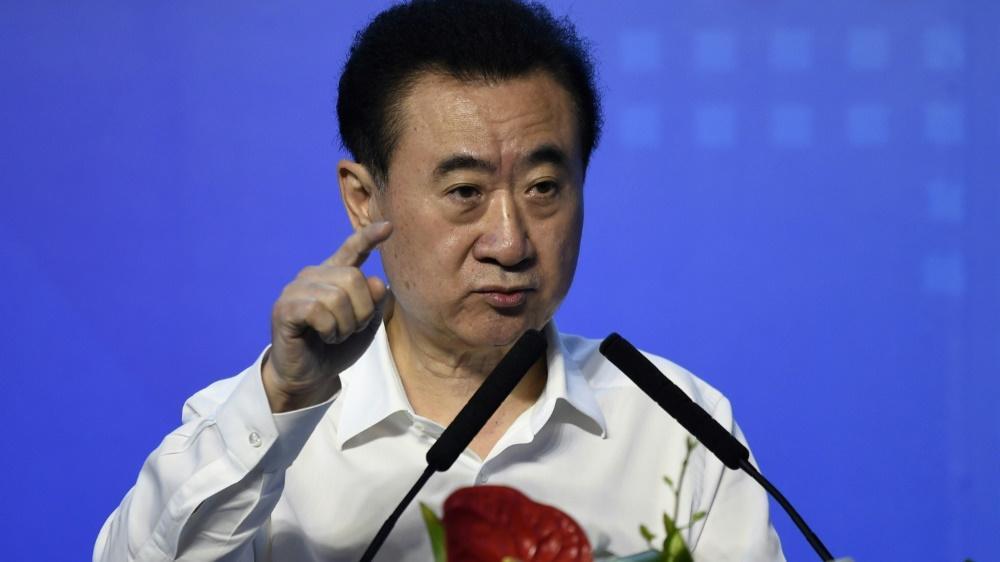 Investiert seit Längerem in den Fußball: Wang Jianlin