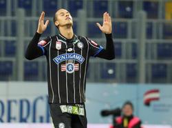 Christian Schoissengeyr traf gegen St. Pölten zur Führung, es half aber nichts - Sturm verlor erneut