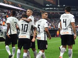 El Corinthians sigue sumando puntos a toda máquina. (Foto: Imago)