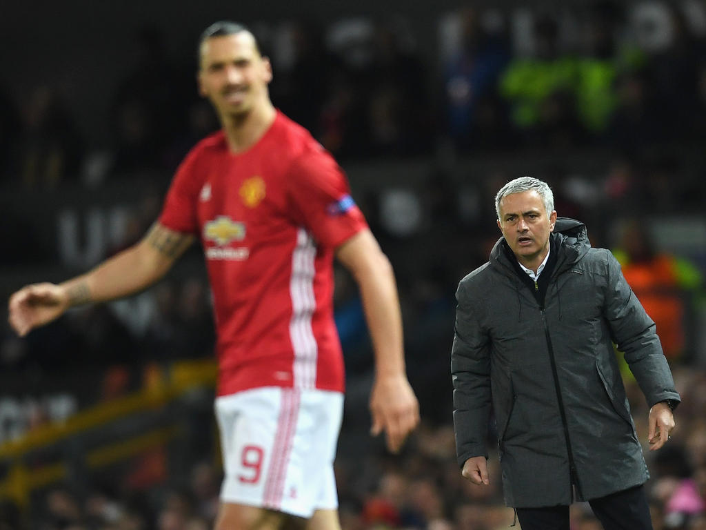 Kommt es zur Wiedervereinigung zwischen Zlatan Ibrahimović und José Mourinho?