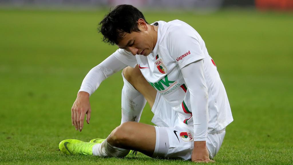 Dong-Won Ji zog sich eine Knieverletzung zu