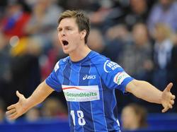 Hans Lindbergh HSV Handball