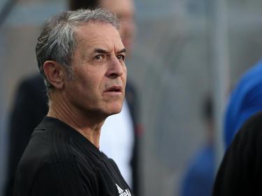 FC-Basel-Trainer Marcel Koller hält den Aufstieg für möglich