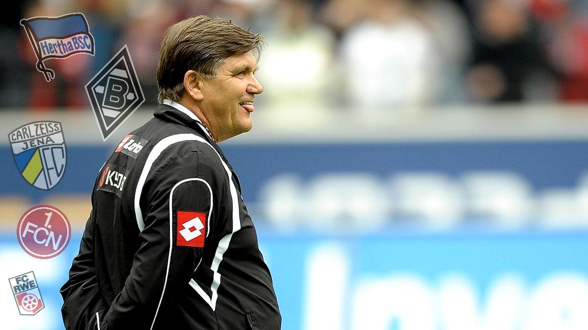 Gladbach Hertha Bsc Co Die Besten Sprüche Von Hans Meyer