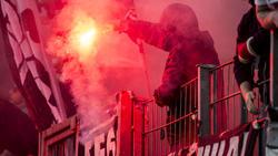 Frankfurt muss einmal mehr wegen zündelnder Fans blechen