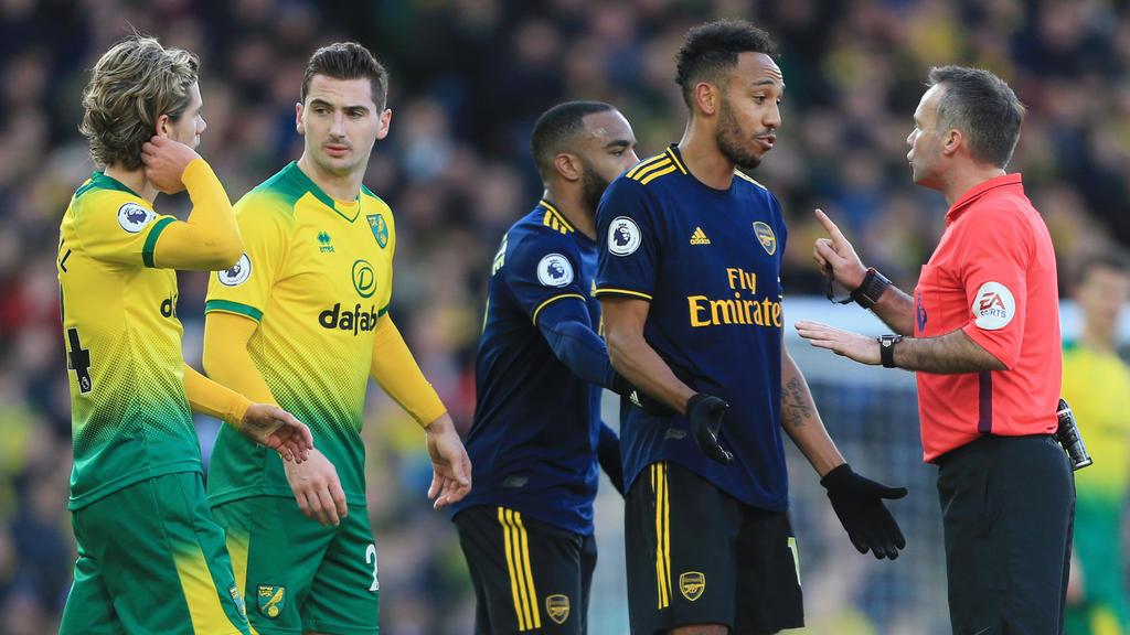 FC Arsenal zum achten Mal in Folge sieglos