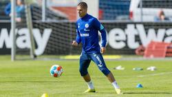 Can Bozdogan kam bisher beim FC Schalke nicht zum Einsatz
