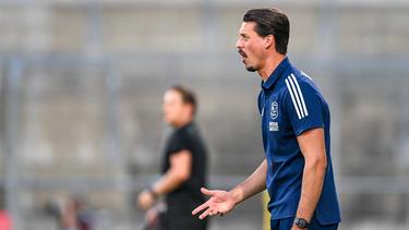 Sandro Wagner unterlag mit Unterhaching beim FC Bayern II