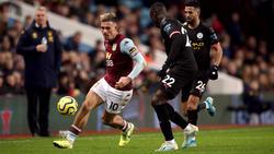 Jack Grealish wechselt für eine Rekordsumme zu Manchester City