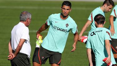 Kehrte in die Premier League zurück: Cristiano Ronaldo