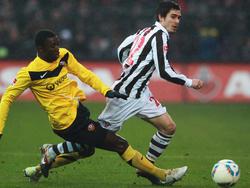 St. Pauli dreht Heimspiel gegen Dresden