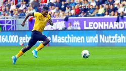 Moussa Koné verlässt Dynamo Dresden
