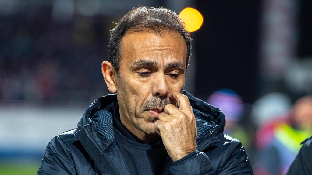 Steht beim FC St. Pauli enorm unter Druck: Trainer Jos Luhukay