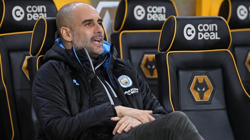 Sieht seine Zukunft weiterhin bei Manchester City: Pep Guardiola