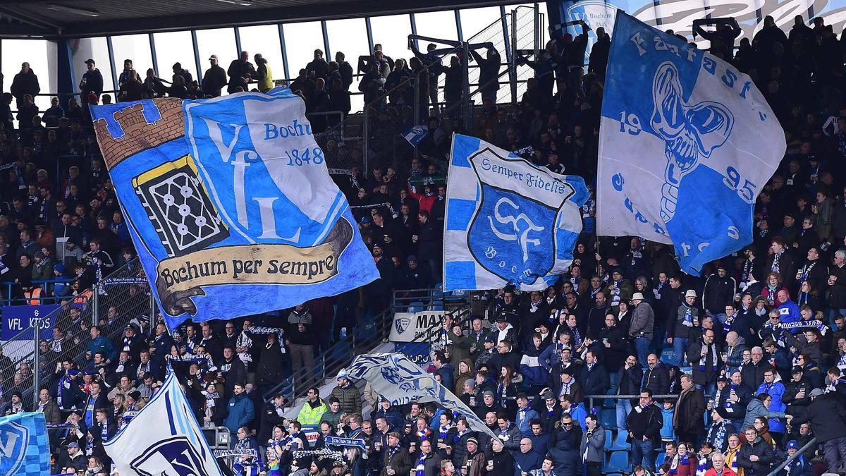 Der VfL Bochum stoppte vorerst den Kartenverkauf für seine Heimspiele
