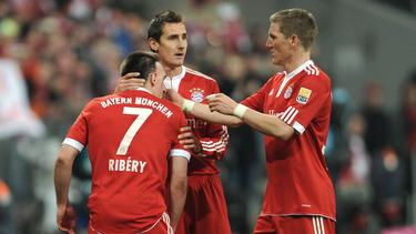 Miroslav Klose könnte Co-Trainer beim FC Bayern werden