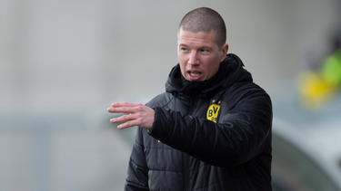 Mike Tullbergs Vorbild ist Ex-BVB-Trainer Jürgen Klopp