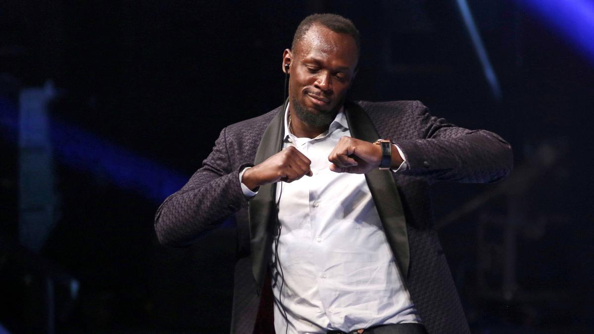 Usain Bolt ist zum ersten Mal Vater geworden