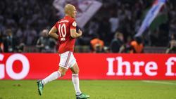 Arjen Robben prägte beim FC Bayern eine Ära