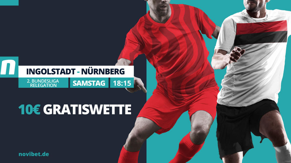 Am Samstag steht das Rückspiel zwischen Ingolstadt und Nürnberg an