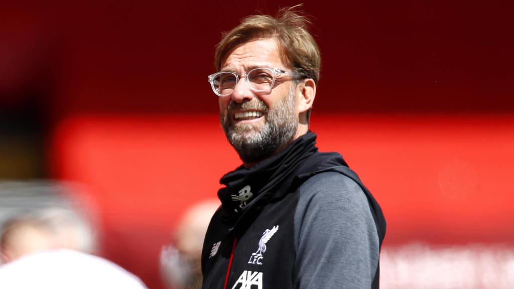 Die Premier League mit Meister FC Liverpool soll Mitte September wieder starten