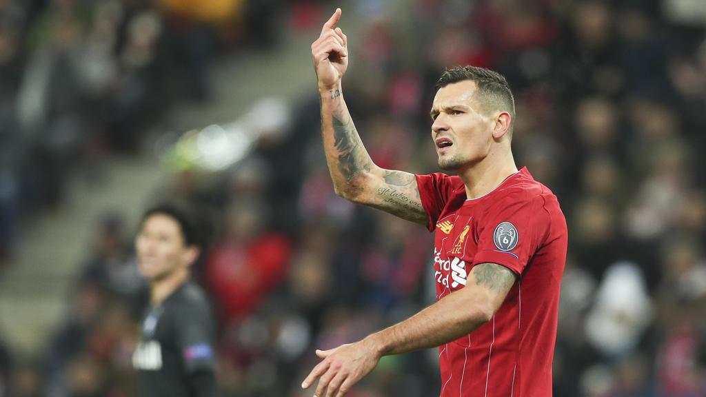 Verlässt den FC Liverpool: Dejan Lovren
