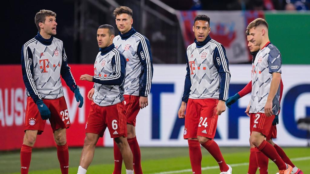 Der FC Bayern ist