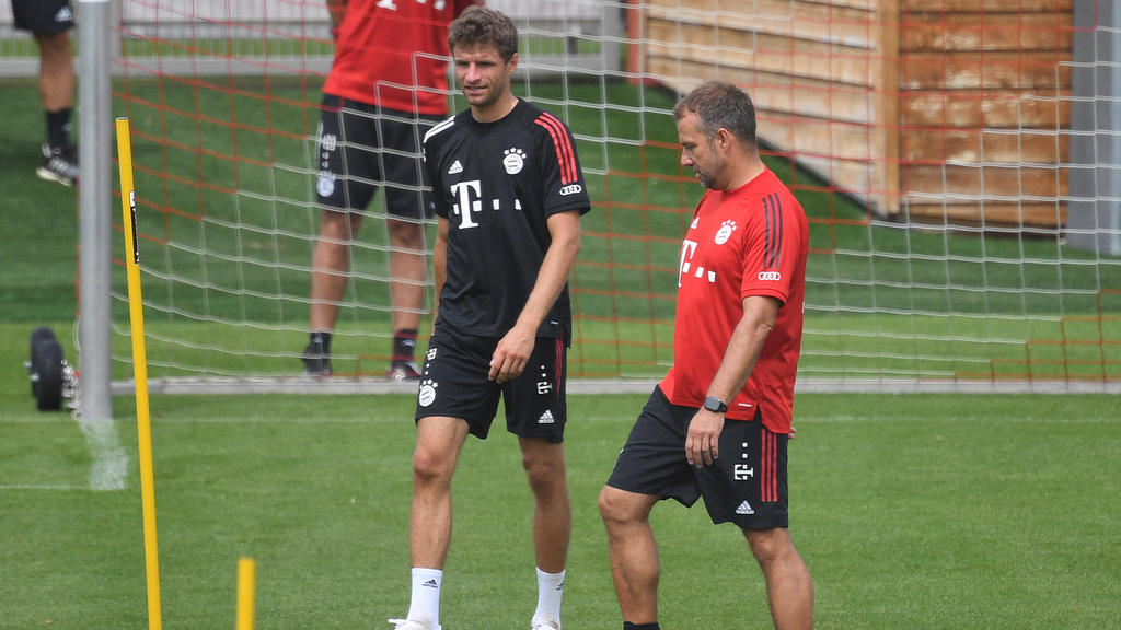 Thomas Müller hat bereits Erfahrung gegen den FC Barcelona