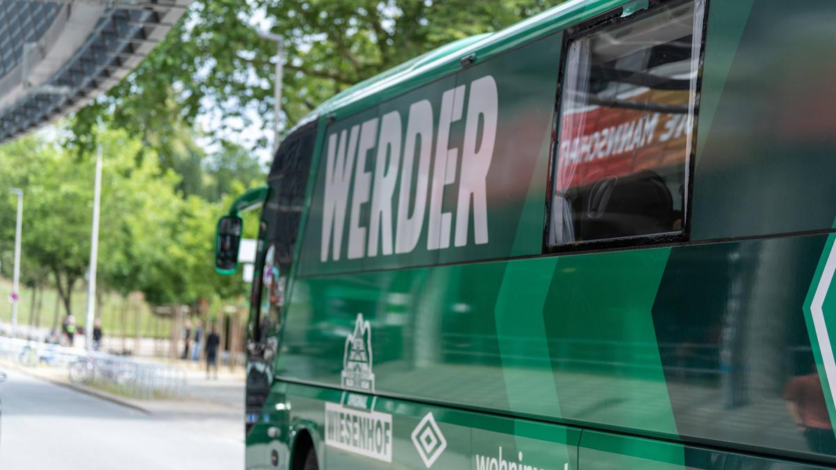 Geldstrafe nach Attacke auf Mannschaftsbus von Werder Bremen