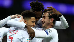 BVB-Angreifer Sancho sowie die beiden Chelsea-Jungstars Abraham und Chilwell dürfen auf einen Einsatz gegen Belgien hoffen
