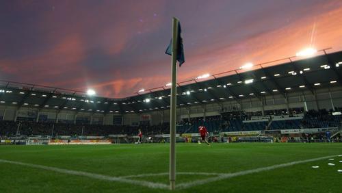Der SC Verl muss in die Benteler-Arena ausweichen