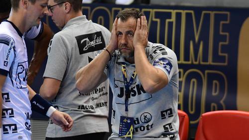 Die SG Flensburg-Handewitt musste sich Vardar Skopje geschlagen geben