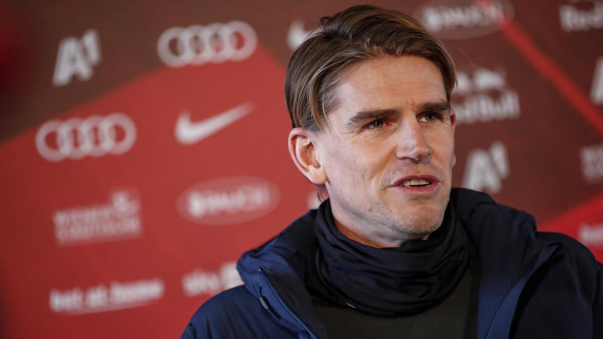 Christoph Freund leitet die Geschickte von RB Salzburg
