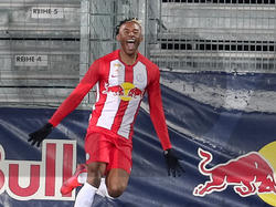Junior Adamu soll beim FC St. Gallen einen Zwischenschritt einlegen