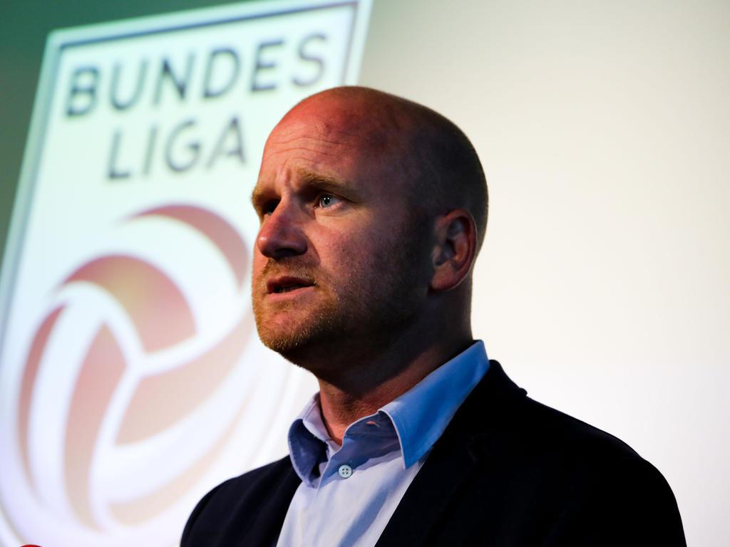 Liga-Boss Christian Ebenbauer