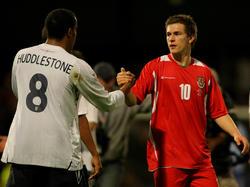 England gewinnt Playoff-Hinspiel in Wales