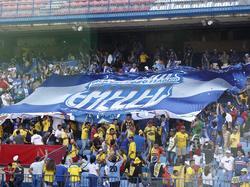 Con un estadio volcado a su favor, los de Guayaquil encarrilaron rápidamente el partido. (Foto: Imago)