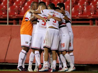 El Sao Paulo ganó con comodidad y puso fin a una serie de dos derrotas. (Foto: Getty)