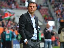 Weinzierl clasificó al Augsburgo para la Europa League. (Foto: Getty)
