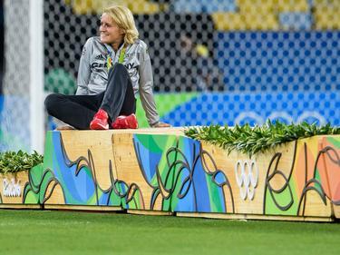 Saskia Bartusiak tritt nach dem Gold-Triumph von Rio aus der Nationalmannschaft zurück