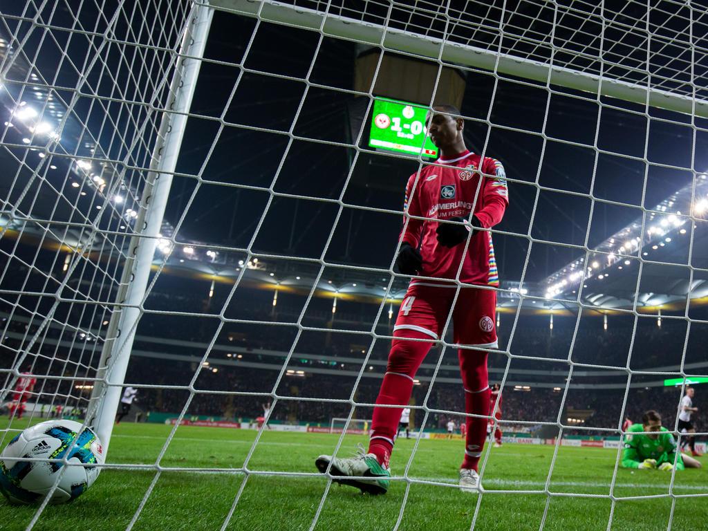 Abdou Diallo vom 1. FSV Mainz 05 soll ein Transfer-Kandidat beim BVB sein