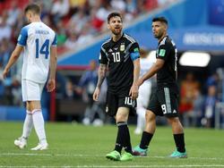 Argentinien startet gegen Island mit einem Remis in die WM